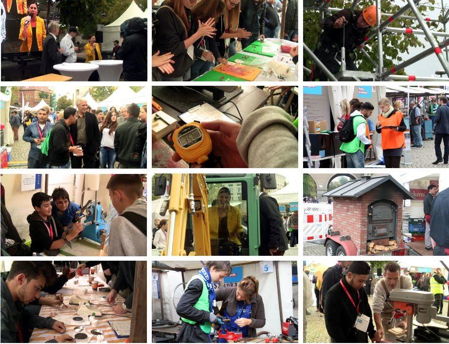Tag des Handwerks 2014 in Spandau